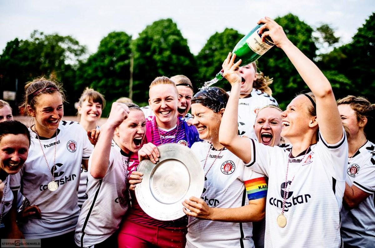 FC St. Pauli Frauen- und Mädchenfußball