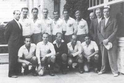 FC St. Pauli 1945 to 1963