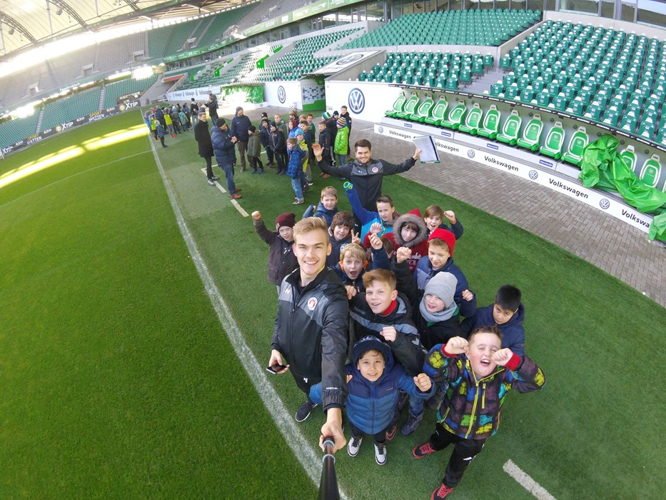 FC St. Pauli Rabauken Kids-Club Meisterschaft 2017