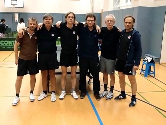 FC St. Pauli Tischtennis 4. Herren