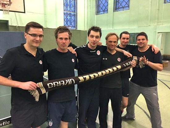 FC St. Pauli Tischtennis 3. Herren
