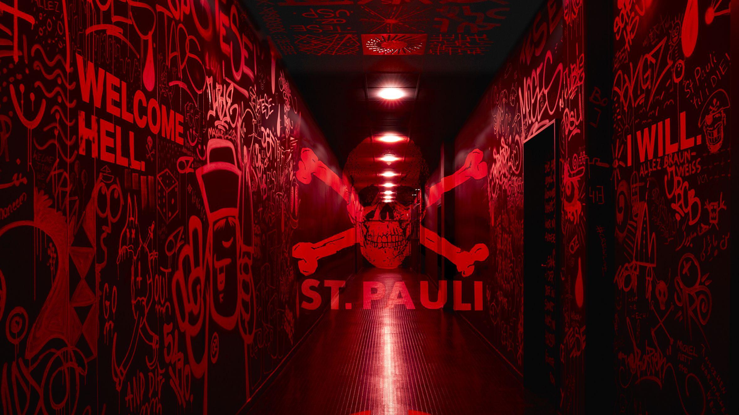 Fc St Pauli Under Armour