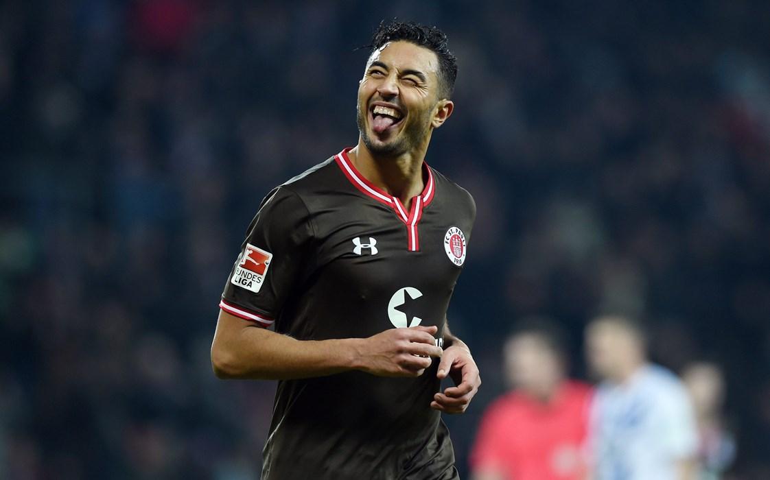 67 Torschüsse feuerte Aziz Bouhaddouz in der abgelaufenen Saison ab. 15 Mal konnte der 30-Jährige zum Jubel abdrehen. Beim 5:0-Heimsieg gegen den Karlsruher SC gelang ihm am 27. Februar ein lupenreiner Hattrick.