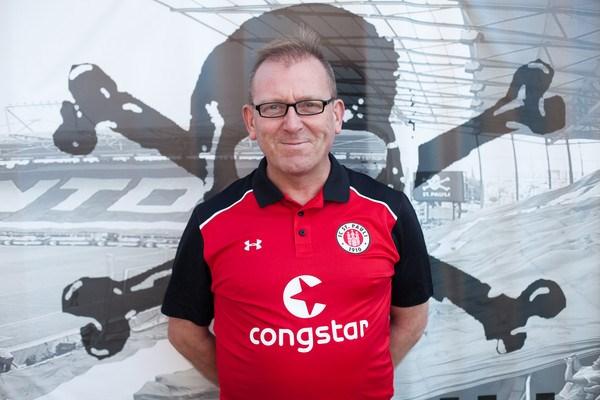 Claus Teister –FC St. Pauli Nachwuchsleistungszentrum