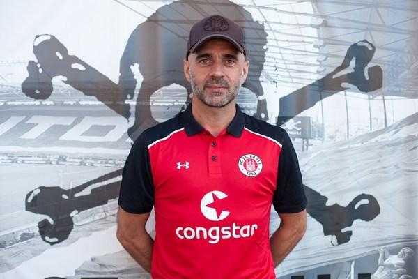 Marco Feldhusen –FC St. Pauli Nachwuchsleistungszentrum