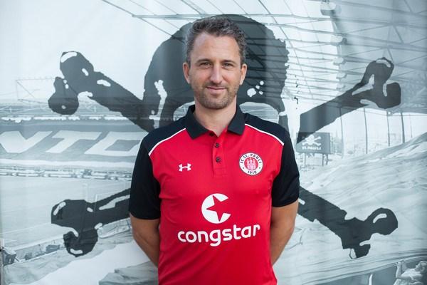 Roger Stilz –FC St. Pauli Nachwuchsleistungszentrum