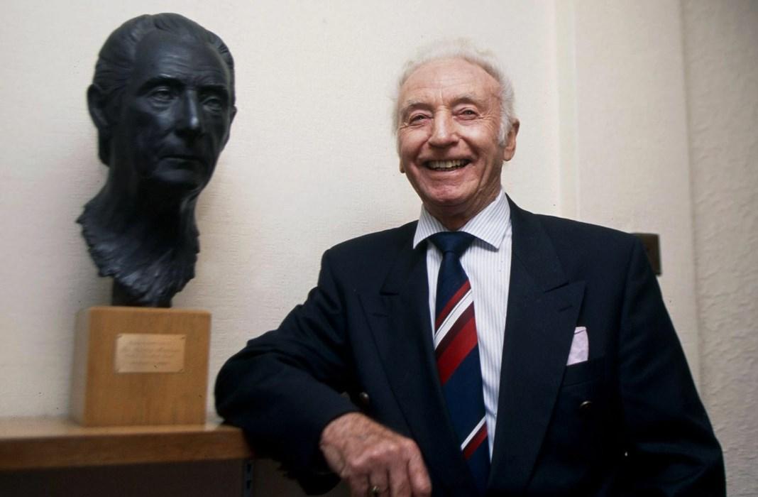 Sir Stanley Matthews gilt bis heute als einer der besten Kicker der englischen Fußballgeschichte.
