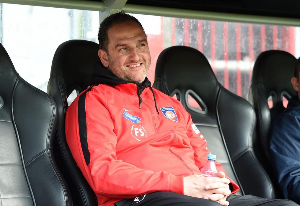 Frank Schmidt ist der dienstälteste Trainer in der 2. Bundesliga. In wenigen Wochen feiert er sein zehnjähriges Jubiläum beim FCH.