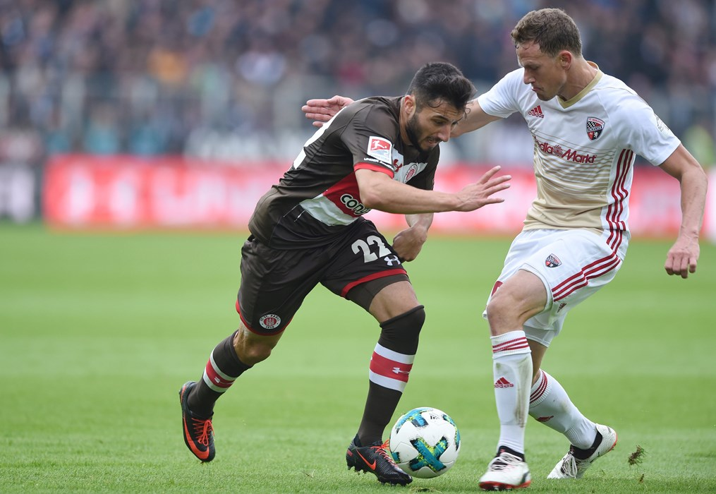 For all their endeavour, the Boys in Brown found themselves 4-0 behind at the break against a clinical Ingolstadt side.