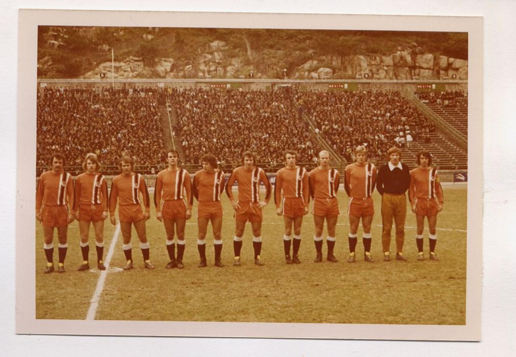 Fußball wurde auf der Ostasien-Reise auch gespielt - und zwar nicht zu knapp