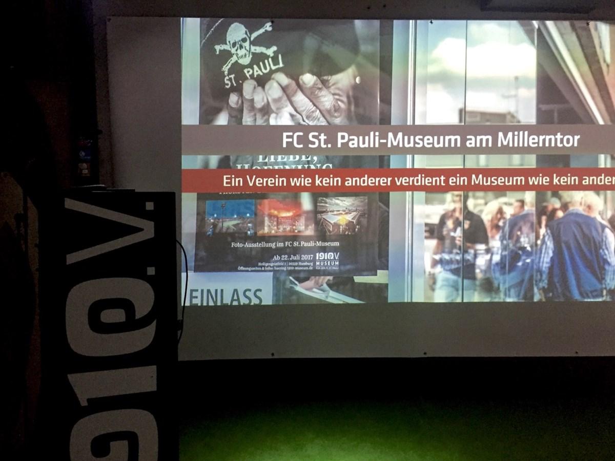 Ein Museum wie kein anderes für einen Verein wie keinen anderen: Zu diesem Ziel können alle St. PaulianerInnen beitragen!