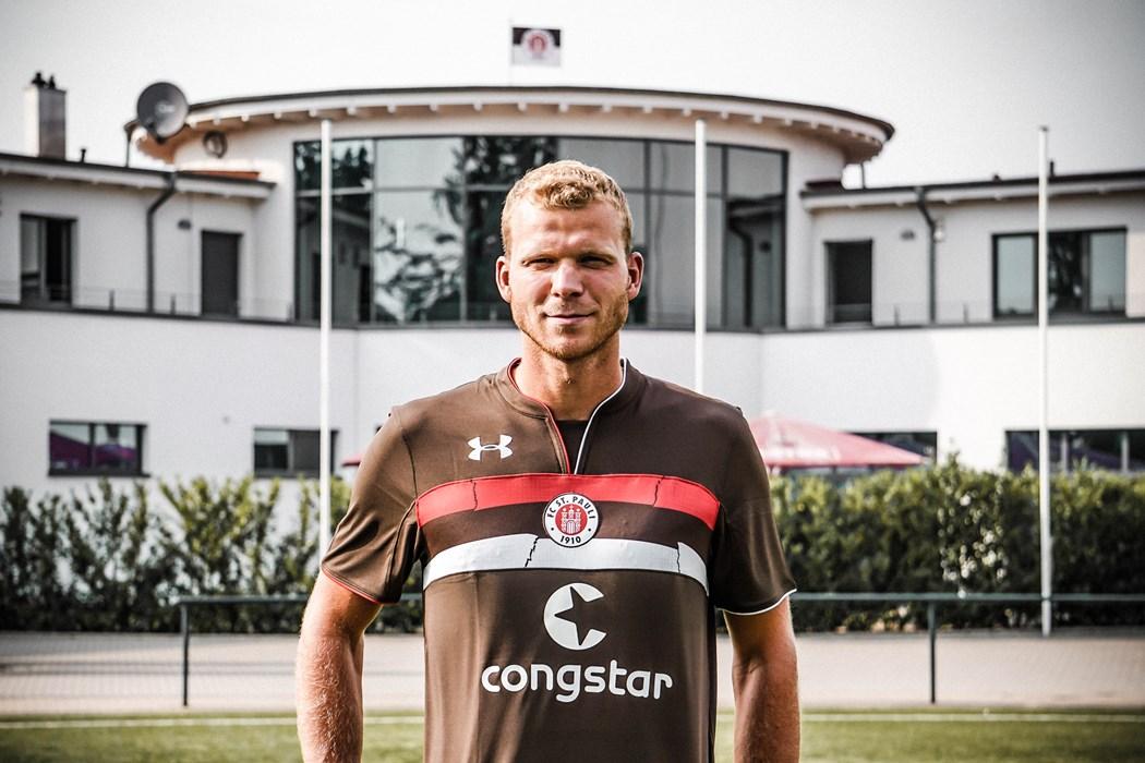 Herzlich willkommen bei unserem FCSP, Henk!
