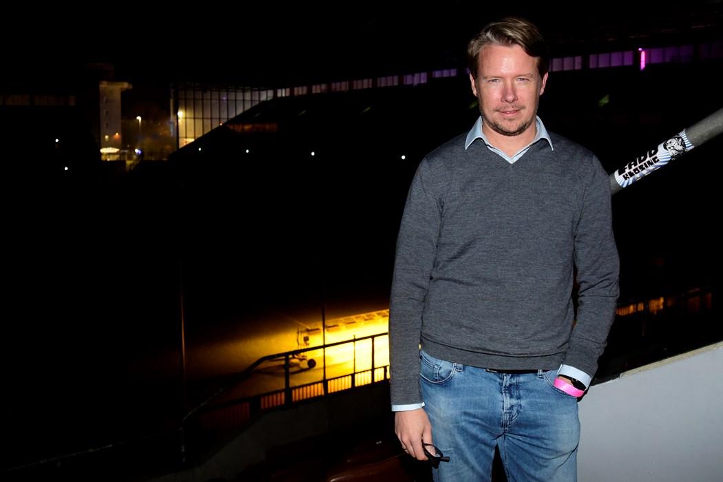 Dr. Philippe Niebuhr (47), Selbstständig, Vermögensverwalter, Vereinsmitglied seit 2003, Abteilung: AFM, aus Hamburg