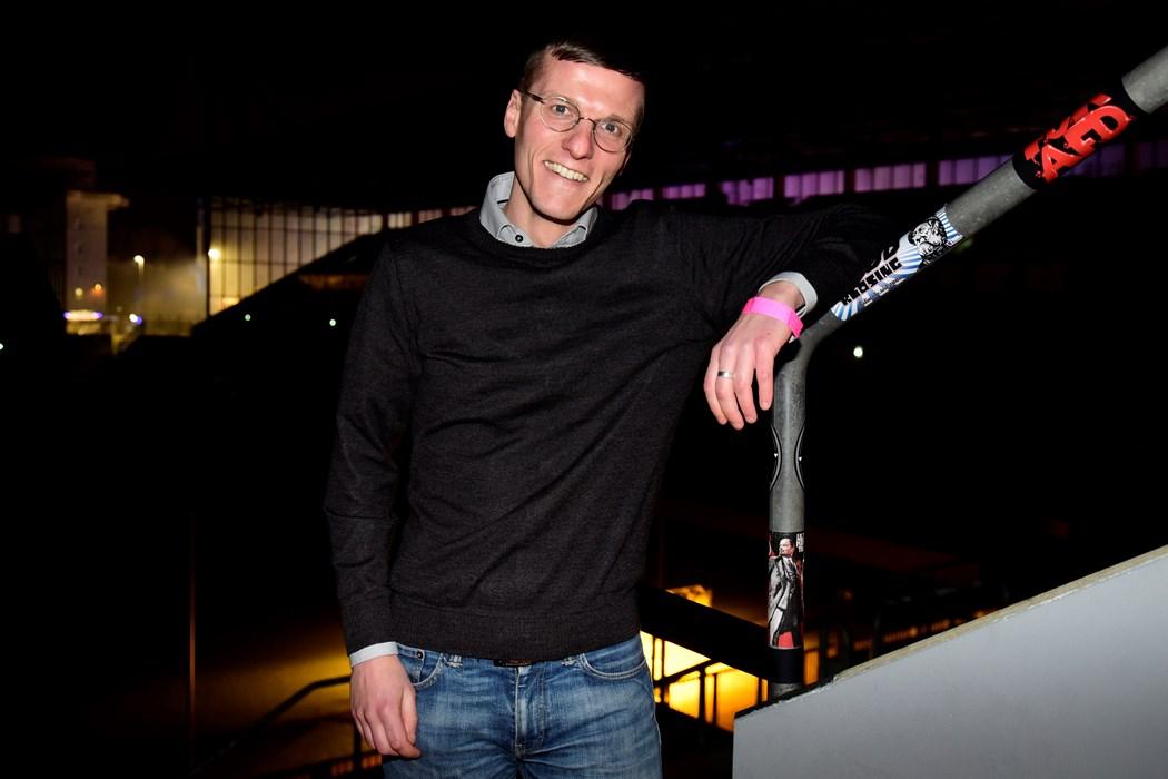 Gerrit Onken (35), Rechtsanwalt, Vereinsmitglied seit 2006, Abteilung: AFM, Aufsichtsratsmitglied seit 2014, aus Hamburg