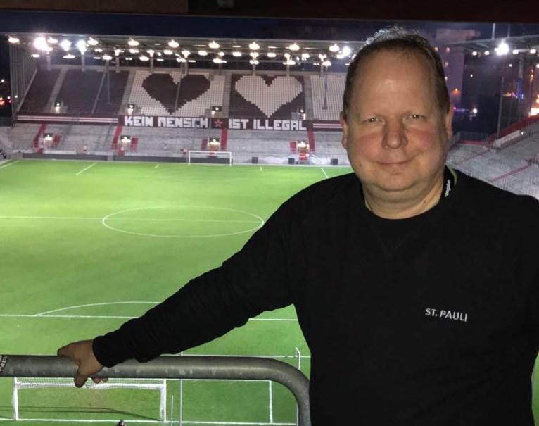 Dr. Kai Scharff (51), Steuerberater, Vereinsmitglied seit 2007, Abteilungen: Marathon und Fußball-Herren, Aufsichtsratsmitglied seit 2014, aus Hamburg