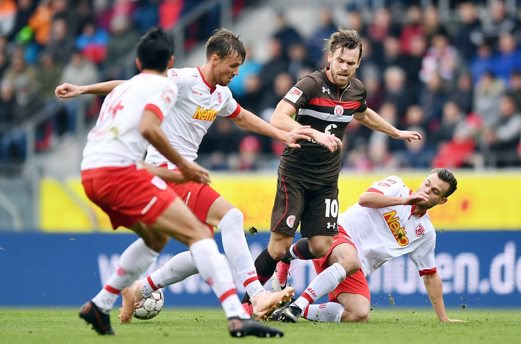 Buchtmann made his last appearance at Regensburg in late November.
