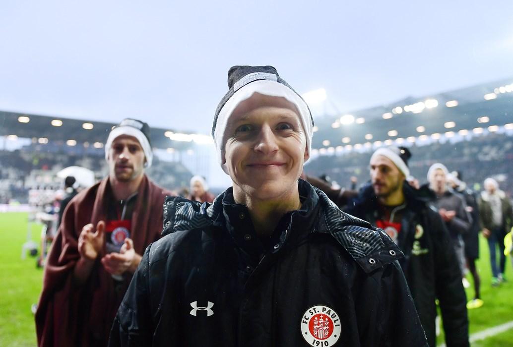 Møller Dæhli keeps smiling - FC St. Pauli
