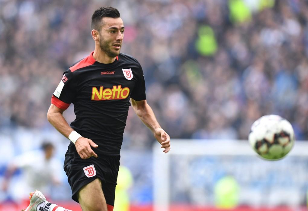 Sargys Adamyan erzielte bereits acht Tore in der Fremde.