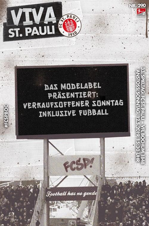 VIVA St. Pauli - VfL Bochum