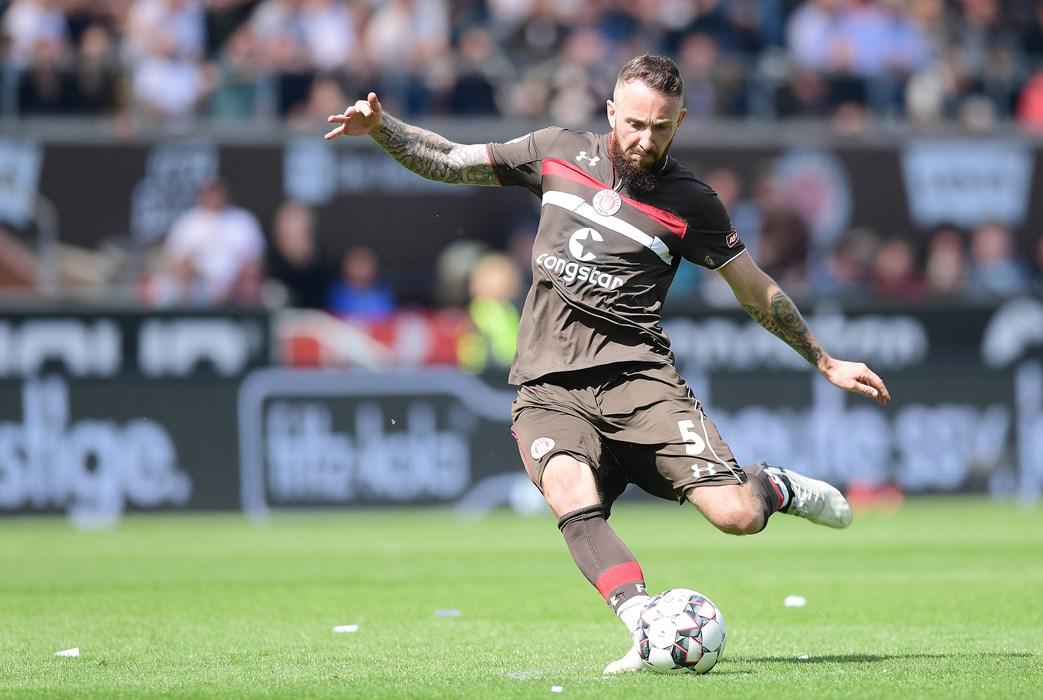 Gegen Ex-Verein Regensburg erzielte Marvin Knoll am 31. Spieltag das zwischenzeitliche 3:2 per direktem Freistoß.