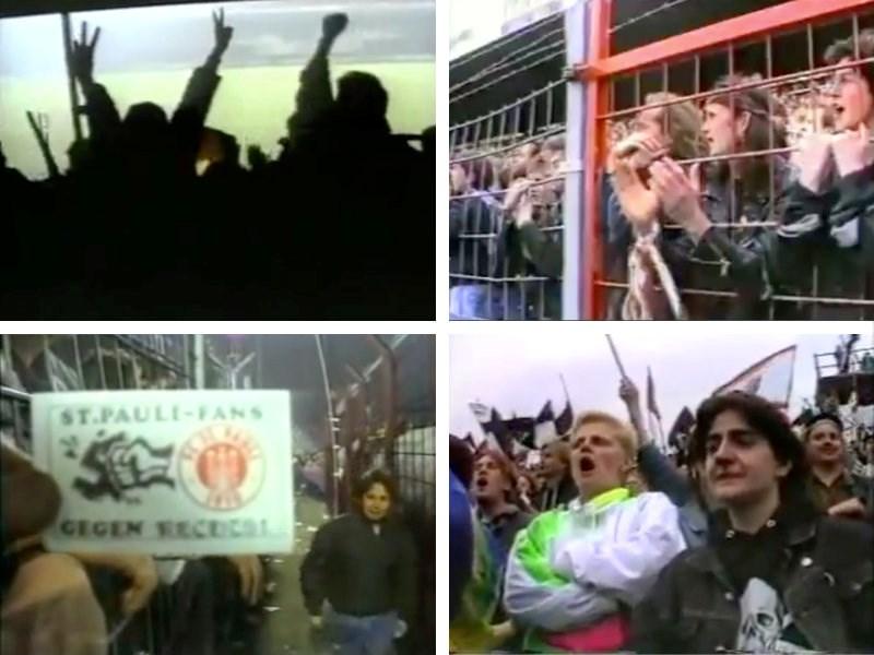 """Filmszenen aus """"... Und ich weiß, warum ich hier stehe"""": Die zweite Geburt des FC St. Pauli aus erster Hand"""