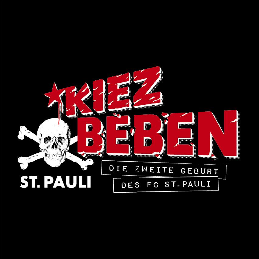 Die Ausstellung KIEZBEBEN ist noch bis 5. Oktober im FC St. Pauli-Museum in der Gegengerade zu sehen. Öffnungszeiten: Do.+Fr. von 16 bis 22, Sa.+So. von 11 bis 19 Uhr.