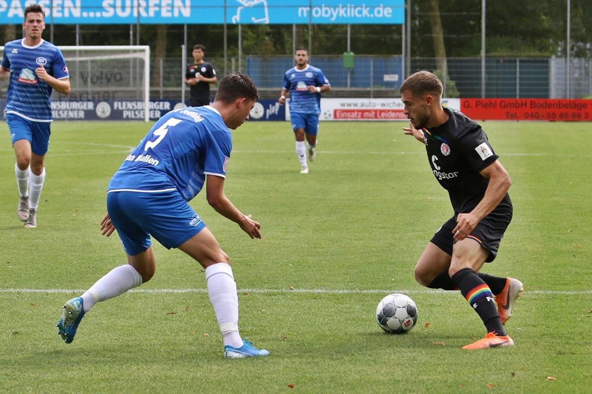 Christian Stark und die U23 treffen auf einen neu aufgestellten SSV Jeddeloh.
