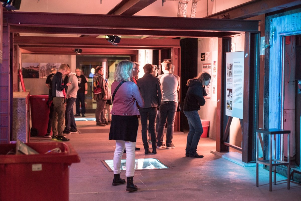 """Die Besucherzahlen der KIEZBEBEN-Ausstellung entwickelten sich kontinuierlich positiv. Highlights wie der """"Gang der Wunder"""" (hier im Bild) werden weiter erhalten bleiben."""