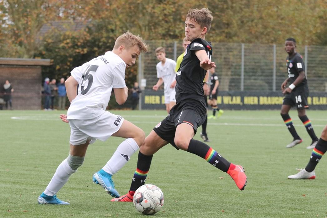 Wichtiges Spiel: Die U15 will den Knoten in Braunschweig platzen lassen.