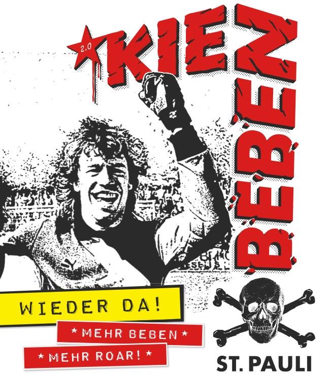 Ende Januar startet das KIEZBEBEN 2.0. Dauerkarten gibt es schon jetzt unter www.1910shop.de!