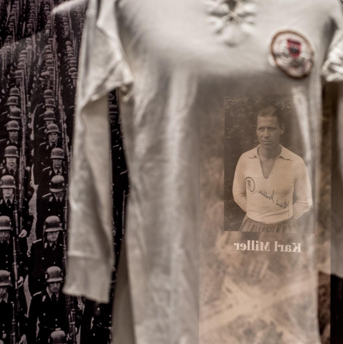 "Erste Ausstellung 2020: ""FC St. Pauli: Lebenswege 1933-45"". Ab 16. Januar, 19:10 Uhr in der St. Pauli Kirche am Pinnasberg 80!"
