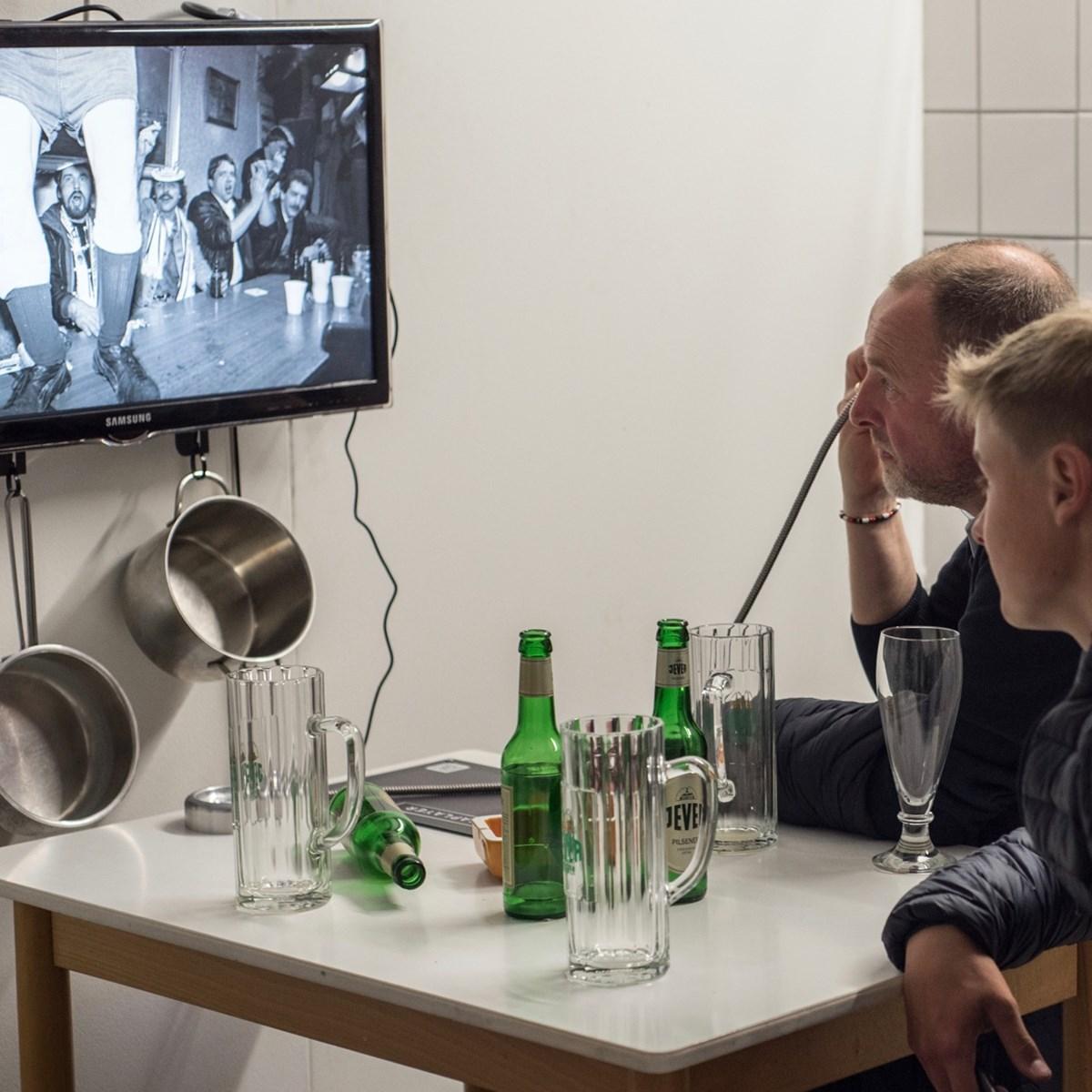 Über 1.200 Besucher*innen staunten bei der Langen Nacht der Museen 2019 über das KIEZBEBEN. Auch 2020 (am 25. April) ist das FC St. Pauli-Museum wieder dabei!