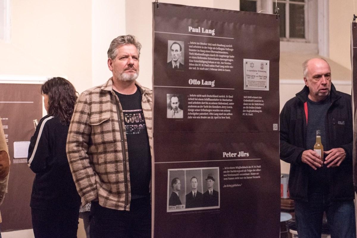 Im Epilog der Ausstellung wird erzählt, wie es den vorgestellten St. Paulianern nach 1945 erging.