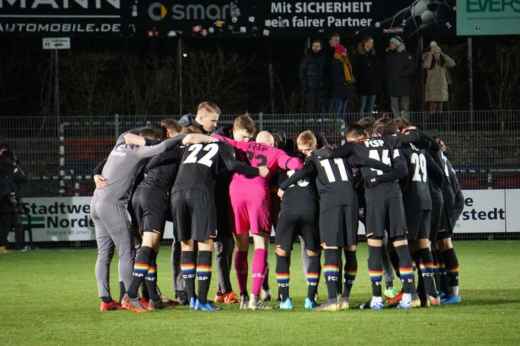 Bei der 1:2-Niederlage gegen den VfB Lübeck hat die U23 einen guten Eindruck hinterlassen, in Hannover soll es nun auch mit Zählbarem klappen.