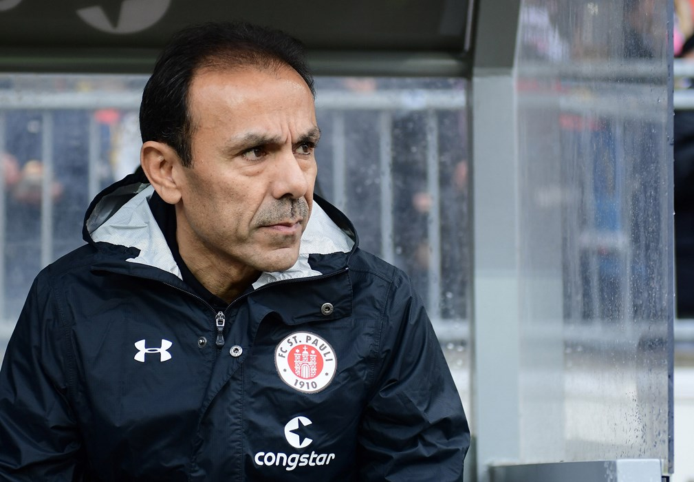 """Jos Luhukay: """"The way the players are coping with this difficult phase gives me a good feeling."""""""