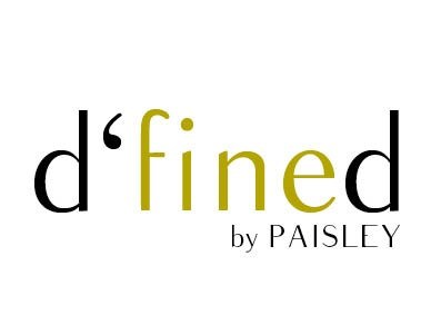 d'fined by PAISLEY