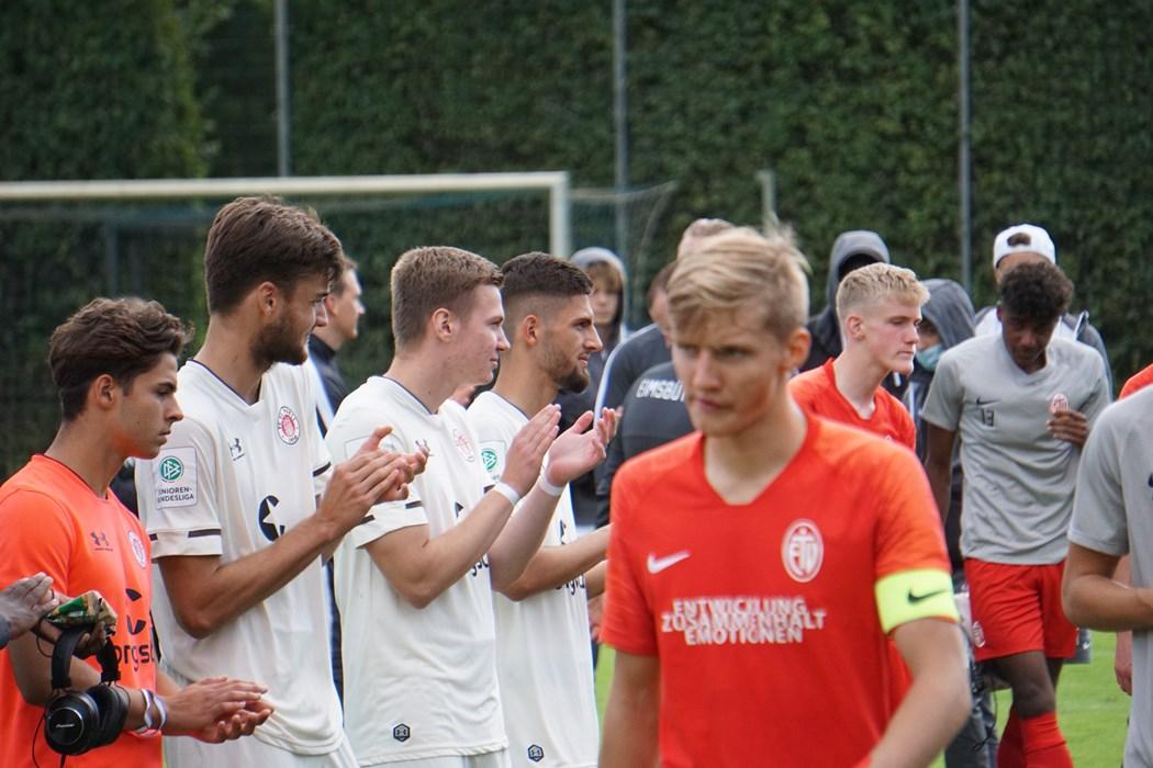Der ETV will Revanche: Im Hamburger Pokalfinale setzte sich unsere U19 gegen den Bundesliga-Aufsteiger mit 3:1 durch.