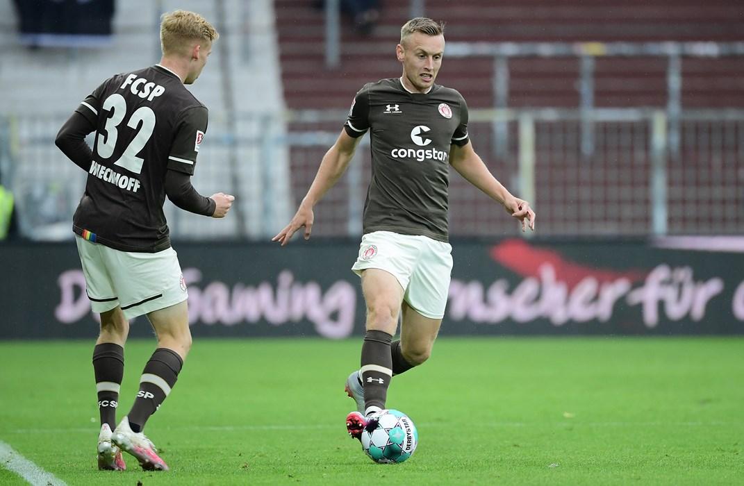 Jannes Wieckhoff and Sebastian Ohlsson – of the 270 minutes so far this season, the duo have completed 216 together.