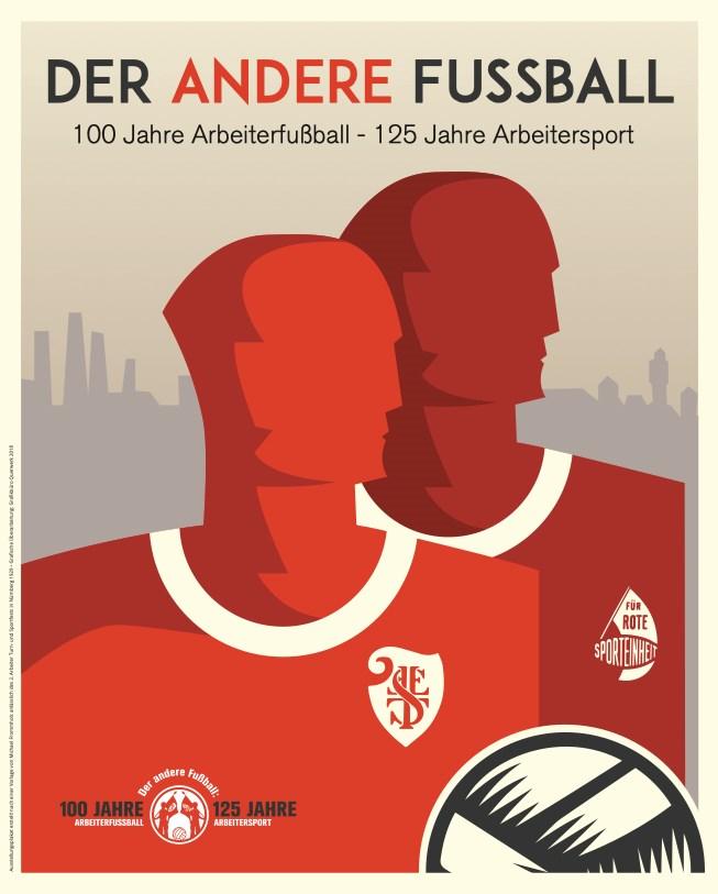 """Zwei Ausstellungen – ein Ticket: Neben der Dauerausstellung KIEZBEBEN ist aktuell im FC St. Pauli-Museum auch die Sonderausstellung """"Arbeiterfußball"""" zu sehen."""